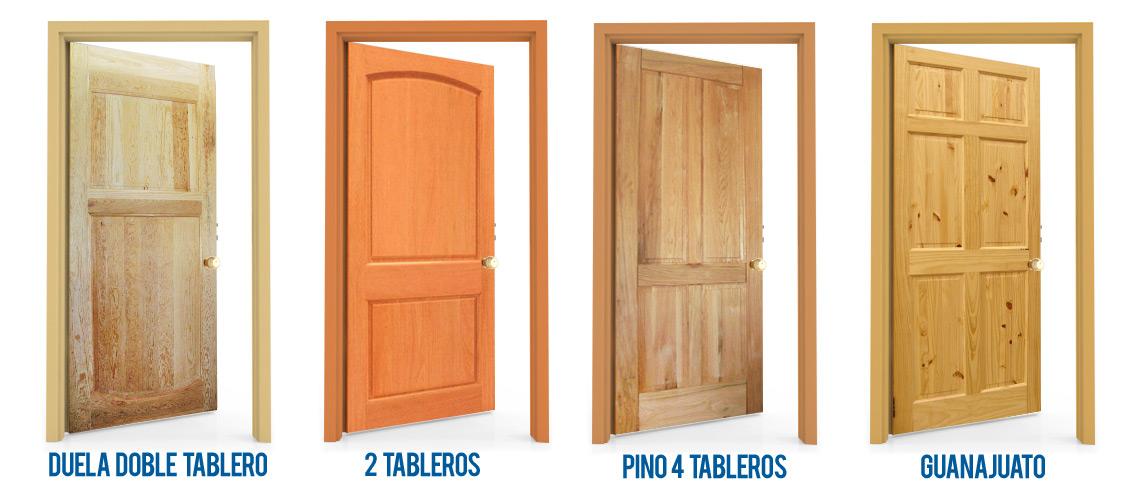 Maderer a la huerta - Puertas de madera economicas ...